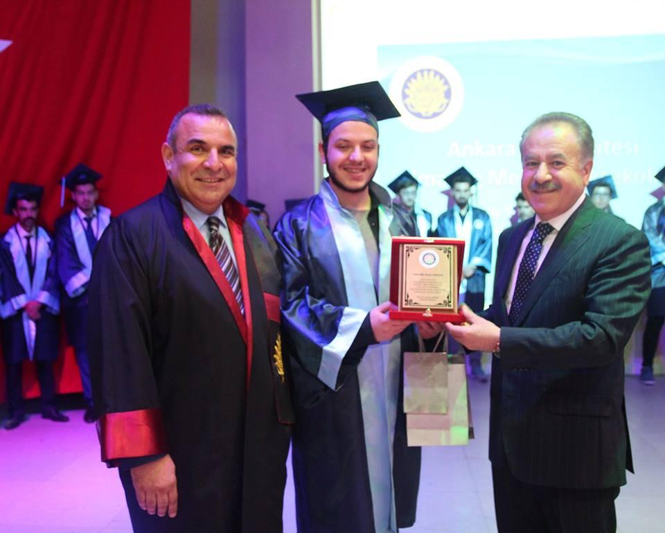 2016 – 2017 Mezuniyet Töreni